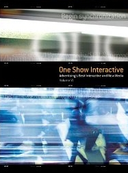 """<font title=""""The One Show Interactive, Vol. 6 (Hardcover+DVD)"""">The One Show Interactive, Vol. 6 (Hardco...</font>"""