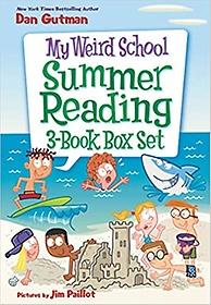 """<font title=""""My Weird School Summer Reading 3-Book Box Set (Paperback)"""">My Weird School Summer Reading 3-Book Bo...</font>"""
