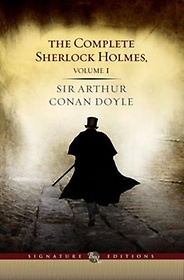 """<font title=""""The Complete Sherlock Holmes: Volume 1 (Hardcover/ Barnes & Noble Signature Editions)"""">The Complete Sherlock Holmes: Volume 1 (...</font>"""
