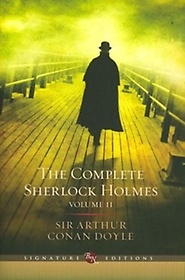 """<font title=""""The Complete Sherlock Holmes: Volume 2 (Hardcover/ Barnes & Noble Signature Editions)"""">The Complete Sherlock Holmes: Volume 2 (...</font>"""