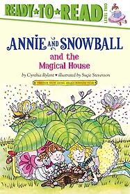 """<font title=""""Annie and Snowball and the Magical House (Paperback)"""">Annie and Snowball and the Magical House...</font>"""