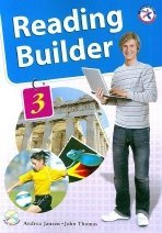 "<font title=""Reading Builder 3  - Student Book with CD (Paperback + Audio CD 1 포함)"">Reading Builder 3  - Student Book with C...</font>"
