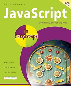 "<font title=""JavaScript in Easy Steps (Paperback / 5th Ed.)"">JavaScript in Easy Steps (Paperback / 5t...</font>"
