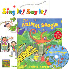 Sing It Say It! 2-7 Set : The Animal Boogie