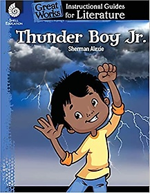 Thunder Boy Jr. (Paperback)