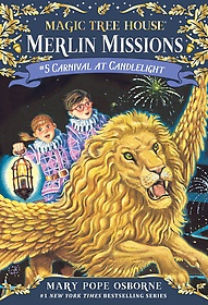 "<font title=""Merlin Mission #5 : Carnival at Candlelight(Paperback/ Reprint Edition)"">Merlin Mission #5 : Carnival at Candleli...</font>"