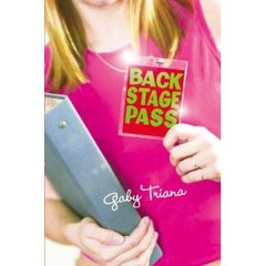 Back Stage Pass (Hardcover)