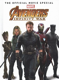 """<font title=""""Avengers Infinity War (Hardcover / Collector"""