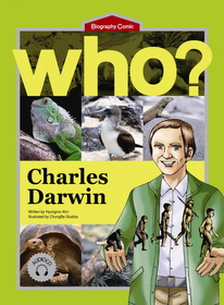 Who? Charles Darwin (Book+Audio CD)