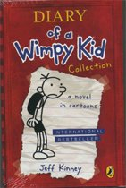 "<font title=""Diary of a Wimpy Kid #1-3 Collection (Paperback: 3/ 영국판, Slip case)"">Diary of a Wimpy Kid #1-3 Collection (Pa...</font>"