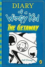 "<font title=""Diary of a Wimpy Kid #12: The Getaway (Hardcover/ 영국판)"">Diary of a Wimpy Kid #12: The Getaway (H...</font>"