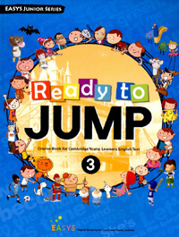 "<font title=""Ready to Jump 3 : Student Book+Workbook (Paperback+CD:1)"">Ready to Jump 3 : Student Book+Workbook ...</font>"