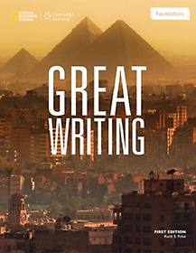 """<font title=""""Great Writing Foundations : Student book (Paperback/ 1th Ed.)"""">Great Writing Foundations : Student book...</font>"""