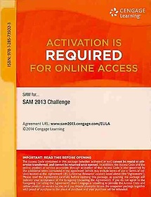 """<font title=""""Sam 2013 Challenge Printed Access Card (Hardcover)"""">Sam 2013 Challenge Printed Access Card (...</font>"""
