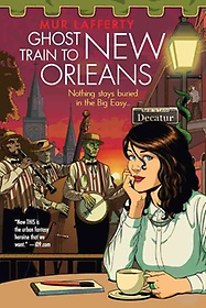 Ghost Train to New Orleans (Paperback)