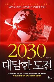 2030 대담한 도전 = Great challenge 2030 : 앞으로 20년, 세 번의 큰 기회가 온다