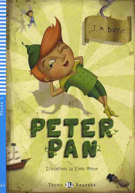 """<font title=""""Peter Pan : Young ELI Readers Stage 3 (Paperback +CD)"""">Peter Pan : Young ELI Readers Stage 3 (P...</font>"""