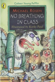 No Breathing in Class (Paperback)