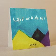 라이프스토리 미니 카드 8 - 나의 도움