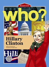 Who? Hillary Clinton (Book+Audio CD)