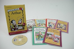 I Can Read SET 10: Arthur (Paperback:6+MP3 CD:1)