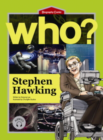Who? Stephen Hawking (Book+Audio CD)