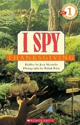 "<font title=""I SPY Thanksgiving : Scholastic Reader Level 1 (Paperback)"">I SPY Thanksgiving : Scholastic Reader L...</font>"