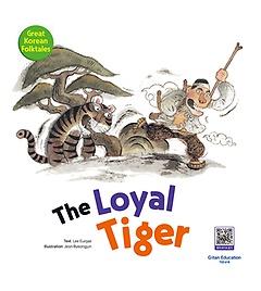 우리전래동화 영역본 - The Loyal Tiger