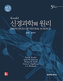 KANDEL 신경과학의원리 세트