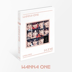 워너원(Wanna One) - 1÷x=1 (UNDIVIDED) [Special Album][Wanna One Ver.]