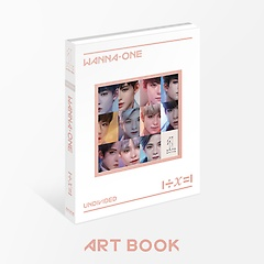 워너원(Wanna One) - 1÷x=1 (UNDIVIDED) [Special Album][Art Book Ver.]