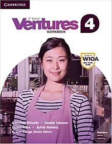 Ventures 3/e WB 4