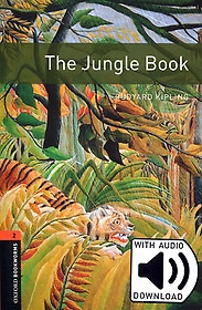 "<font title=""Oxford Bookworms Library: Level 2: The Jungle Book (with MP3)"">Oxford Bookworms Library: Level 2: The J...</font>"