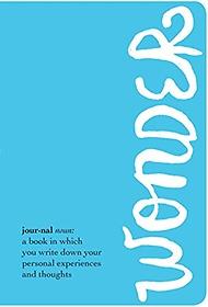 The Wonder Journal (Paperback)
