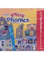 NEW PLUS PHONICS A (교재별매/ CD:2)