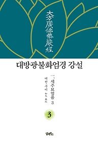 대방광불화엄경 강설 3