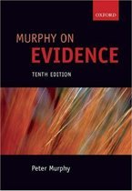 "<font title=""Murphy on Evidence (Paperback/ 10th Ed.) "">Murphy on Evidence (Paperback/ 10th Ed.)...</font>"
