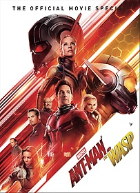 """<font title=""""Ant-man and the Wasp - the Official Movie Special (Hardcover)"""">Ant-man and the Wasp - the Official Movi...</font>"""