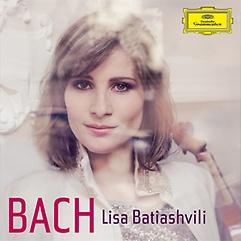 바흐: 바이올린 협주곡과 소나타 - 리사 바티아슈빌리