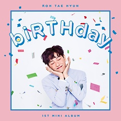 노태현 - biRTHday [1st Mini Album]
