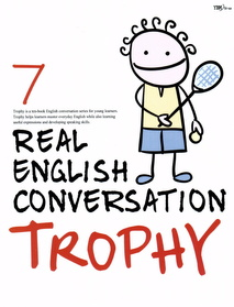 """<font title=""""Real English Conversation Trophy 7 (Paperback + CD:2)"""">Real English Conversation Trophy 7 (Pape...</font>"""