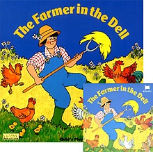 [노부영]The Farmer in the Dell (Paperback+ CD)