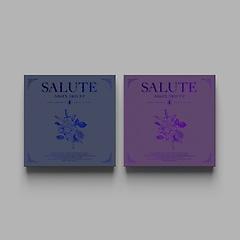 에이비식스(AB6IX) - SALUTE [3rd EP][ROYAL+LOYAL ver.][패키지]