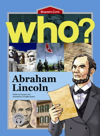 Who? Abraham Lincoln (Book+Audio CD)
