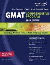 "<font title=""Kaplan GMAT 2009, Comprehensive Program (Paperback)"">Kaplan GMAT 2009, Comprehensive Program ...</font>"
