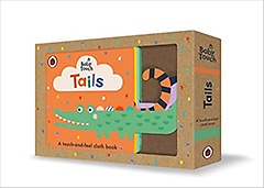 """<font title=""""Baby Touch: Tails: A touch-and-feel cloth book (Rag Book)"""">Baby Touch: Tails: A touch-and-feel clot...</font>"""