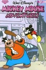 Mickey Mouse Adventures #09 (Paperback)