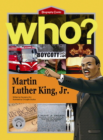 Who? Martin Luther King, Jr. (Book+Audio CD)