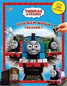 "<font title=""Thomas & Friends Sticker Book Treasury (Paperback)"">Thomas & Friends Sticker Book Treasury (...</font>"