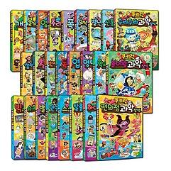 쿠키런 과학상식 시리즈 1~25권 세트